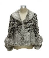 Nice Design and good quality fur jacket