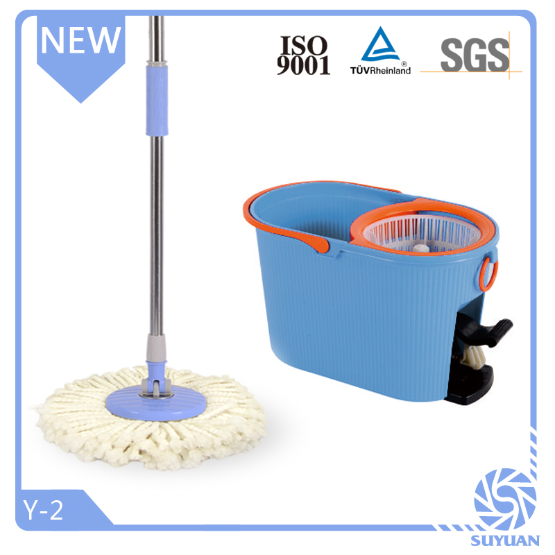 360 blue magic mop