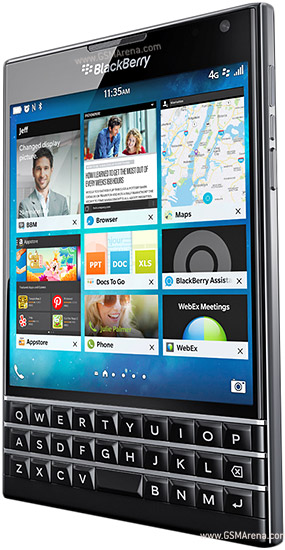 brand newblackberry passport